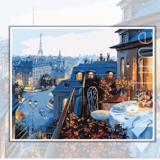 Paris From Far