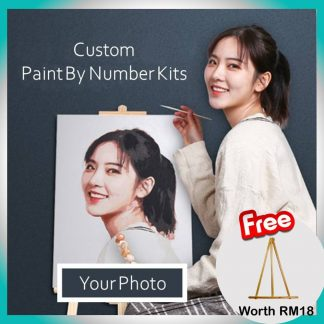 Malaysia Custom Painting By Numbers Supplier