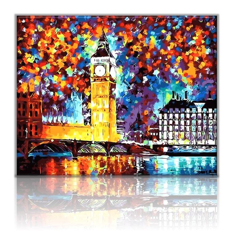 Wonderful Big Ben London