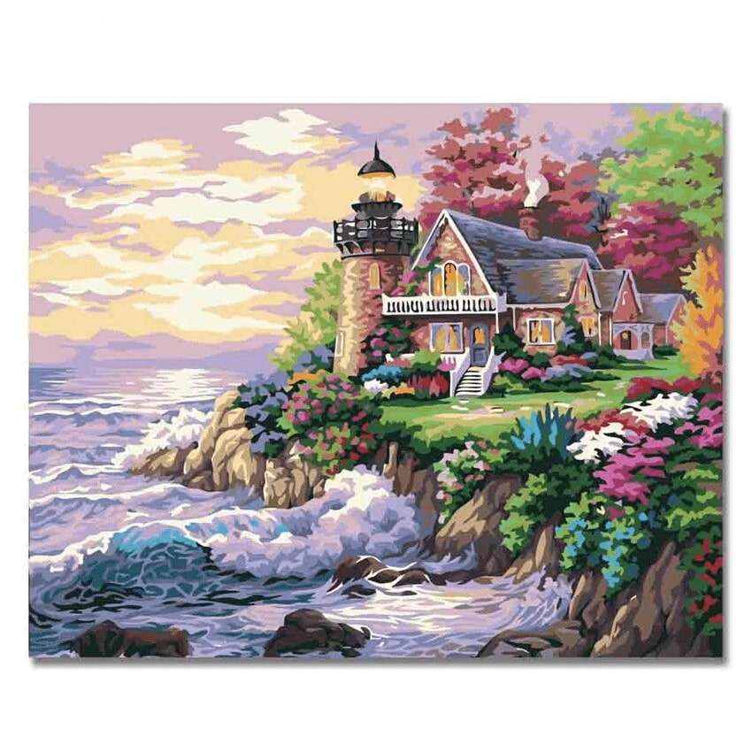 Seaside Dream House