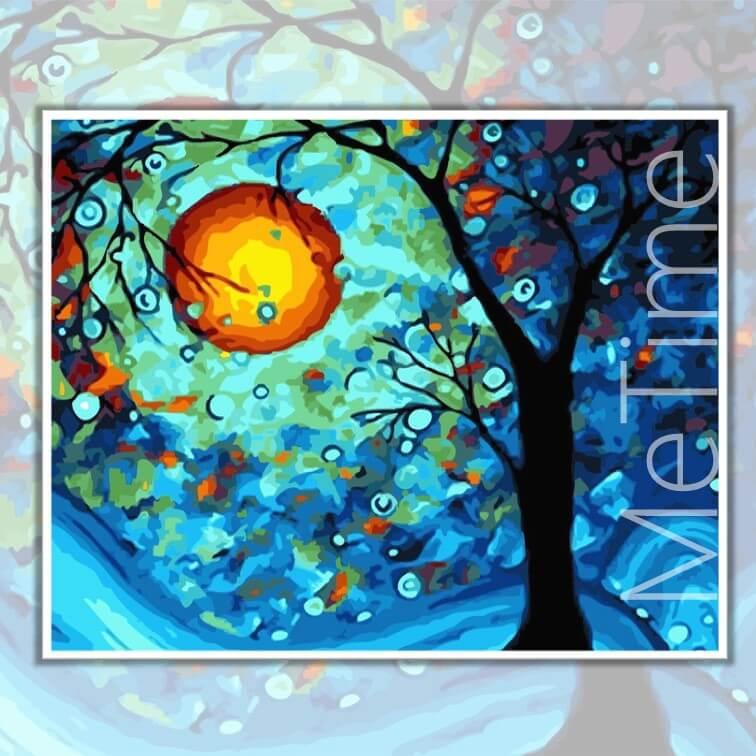 Dream Tree by Van Gogh