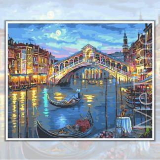 Romantic Gondola Venice