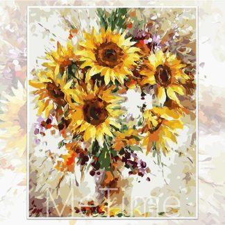 Delightful Sunflower