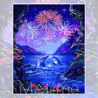 Dolphin Fireworks