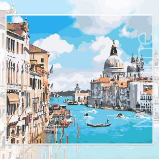 Magnificent Grand Canal Venice