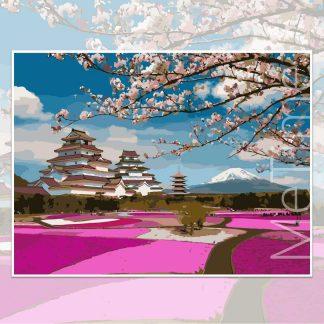 Tsurugajo Park Japan